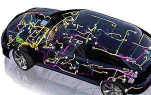 manufacturing image home wiring harnesses vehicle wiring looms automotive electrical connectors packard wiring harness at fashall.co