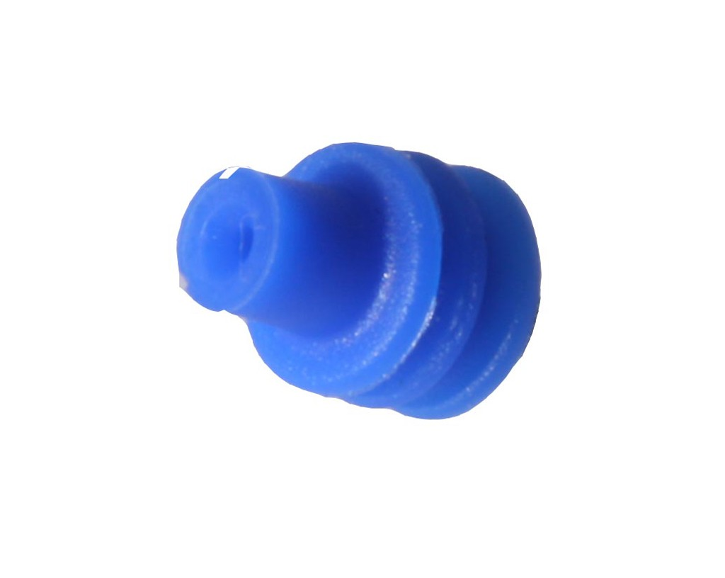 Cable Seal Blue 1.70-1.29mm O/D