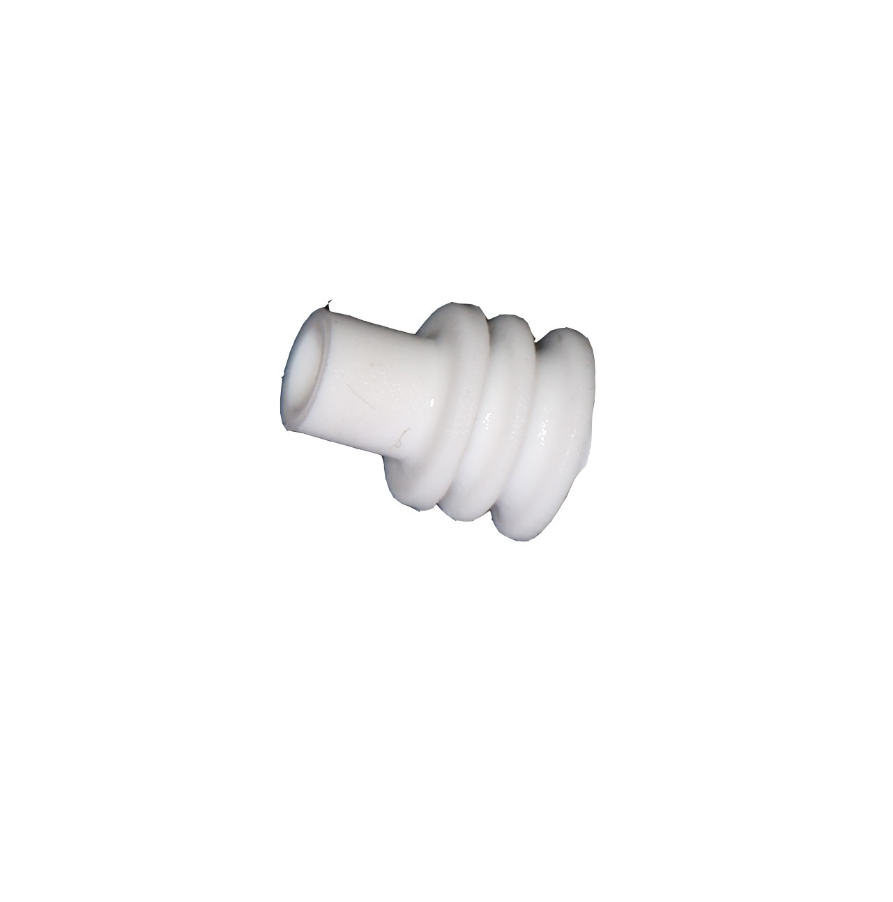 Cable Seal White 2.15-1.60mm O/D