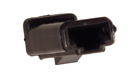 1 Way Black 56 Series Unsealed Female Connector